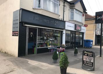 Thumbnail Retail premises to let in 291 Wallisdown Road, Poole, Dorset