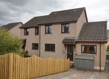 Thumbnail 4 bed semi-detached house for sale in 31 Bower Park, Gateside, Fife