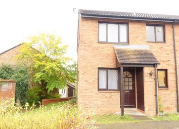 Thumbnail 1 bed terraced house to rent in Clay Hill, Two Mile Ash, Milton Keynes