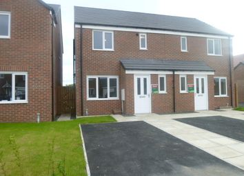 Thumbnail 3 bed semi-detached house to rent in Alnwick Way, Amble, Northumberland