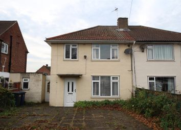 Thumbnail 3 bedroom semi-detached house for sale in Howard Road, Cambridge
