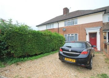 Thumbnail 3 bed terraced house to rent in Bittenham Close, Stone, Aylesbury