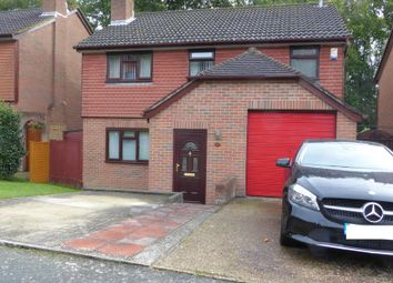 Thumbnail 4 bed detached house to rent in Augustus Way, St. Leonards-On-Sea