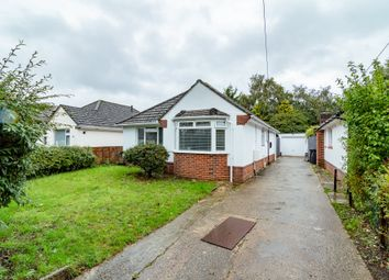 Thumbnail 3 bed bungalow for sale in Woodbury Ave, Castle Point, Bournemouth