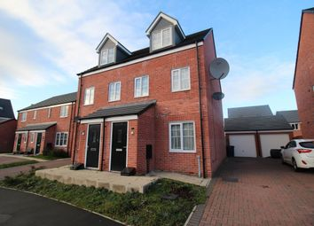 Thumbnail 3 bed semi-detached house for sale in Aspenwood Close, Bamber Bridge, Preston
