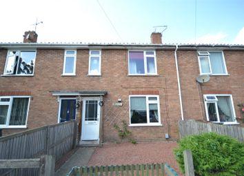 Thumbnail 3 bedroom terraced house for sale in Stevenson Road, Norwich