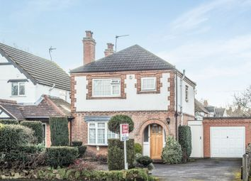 Thumbnail 3 bed detached house for sale in Warwick Road, Kenilworth