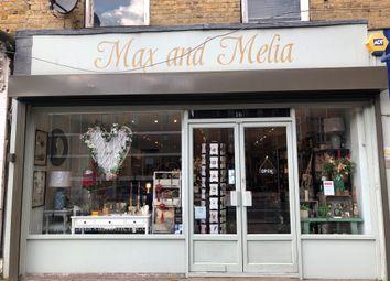 Thumbnail Retail premises for sale in Shabby Chic Homeware & Gift Retailer SW9, Stockwell, Lambeth