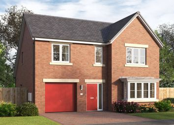 """Thumbnail 4 bed detached house for sale in """"The Skybrook"""" at Low Gill View, Marton-In-Cleveland, Middlesbrough"""