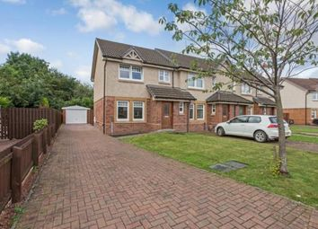 Thumbnail 3 bed end terrace house for sale in Westfarm Avenue, Cambuslang, Glasgow, South Lanarkshire