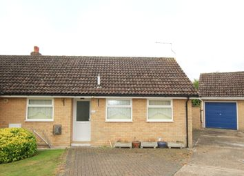 Thumbnail 2 bed bungalow for sale in Fryth Close, Haverhill