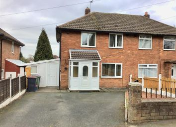 Thumbnail 2 bed semi-detached house to rent in Gibbons Road, Trench, Telford