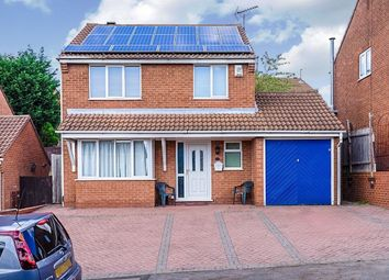 Thumbnail 4 bed detached house for sale in Boynton Drive, Nottingham