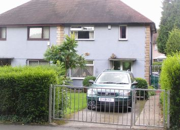Thumbnail 3 bed semi-detached house to rent in Gardendale Avenue, Clifton, Nottingham