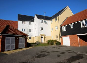 Thumbnail 2 bedroom flat for sale in Saines Road, Flitch Green, Dunmow, Essex