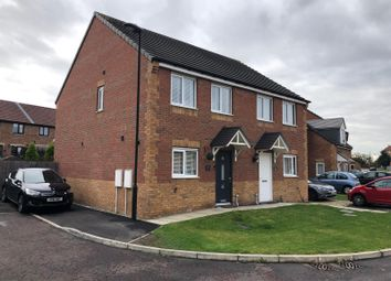 Thumbnail 3 bed semi-detached house for sale in Hyperion Way, Walker, Newcastle Upon Tyne