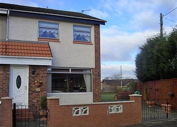 Thumbnail 2 bed terraced house for sale in Blackmoor Place, Motherwell, Lanarkshire