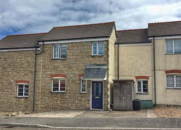 Thumbnail 3 bed terraced house for sale in Penwithick, St Austell, Cornwall