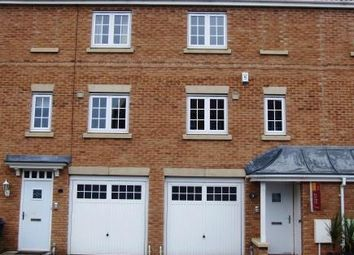 Thumbnail 3 bed town house to rent in Welbeck Crescent, Bamber Bridge, Preston