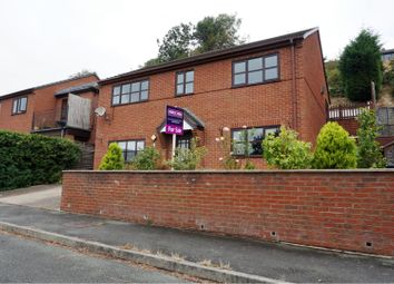 Thumbnail 3 bed detached house for sale in Hillside Avenue, Newtown