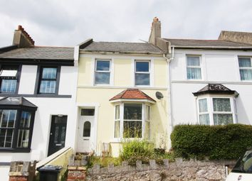 Thumbnail 4 bed terraced house to rent in Westbourne Road, Torquay