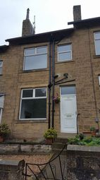 Thumbnail 3 bed terraced house for sale in Park Avenue, Oakworth, Keighley