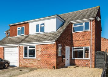 Thumbnail 3 bedroom semi-detached house for sale in Chesterton Road, Thatcham