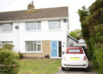 Thumbnail 4 bed semi-detached house for sale in Linkside Drive, Pennard, Swansea