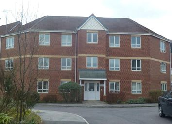Thumbnail 2 bed flat to rent in Sandmartins Close, Mansfield