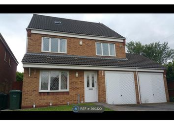 Thumbnail 5 bed detached house to rent in Renolds Close, Coventry