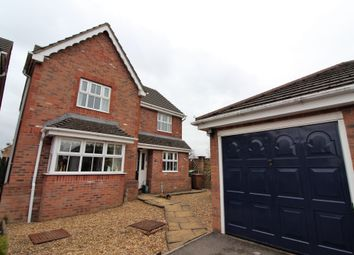 Thumbnail 4 bed detached house for sale in Rhodfa Glascoed, Highfields, Blackwood