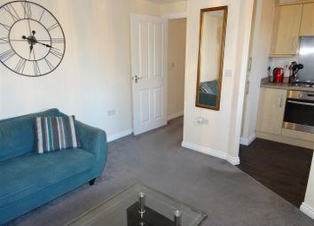 Thumbnail 1 bedroom flat for sale in Jubilee Crescent, Needham Market, Ipswich