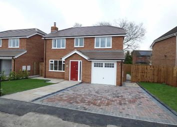 Thumbnail 4 bed detached house for sale in Spinney Drive, Weston, Crewe
