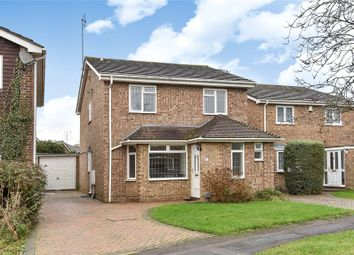 Thumbnail 4 bed detached house for sale in Aspin Way, Frogmore, Hampshire