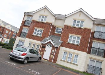 Thumbnail 2 bed flat to rent in Beatrice House, Albert Court, Sunderland
