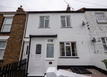 Thumbnail 3 bed terraced house for sale in Shortlands Road, Sittingbourne