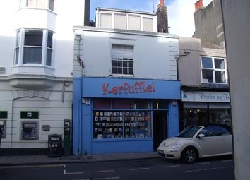 Thumbnail Commercial property for sale in 14 St. Georges Road, Brighton, East Sussex