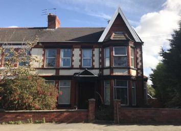Thumbnail 4 bed semi-detached house for sale in 95 Rock Lane East, Birkenhead, Merseyside