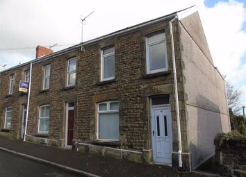 Thumbnail 2 bed end terrace house for sale in Harris Street, Morriston, Swansea