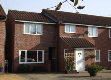 Thumbnail 4 bedroom property to rent in Warwick Drive, Bury St. Edmunds