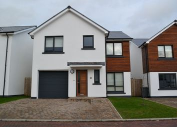 Thumbnail 4 bed detached house to rent in Cronk Cullyn, Colby, Isle Of Man
