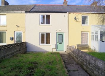 Thumbnail 2 bed terraced house to rent in Brook Row, Bryncethin, Bridgend