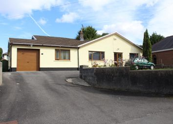 Thumbnail 3 bed detached bungalow for sale in Grenig Road, Glanamman, Ammanford