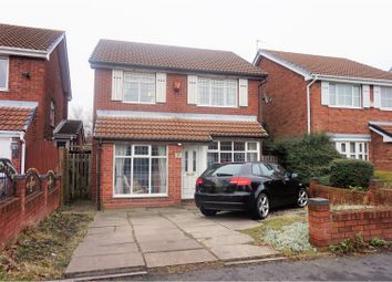 Thumbnail 3 bedroom detached house for sale in Farmer Way, Tipton