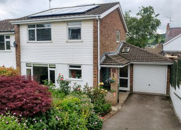 Thumbnail 3 bed semi-detached house for sale in Royal Oak, Machen, Caerphilly