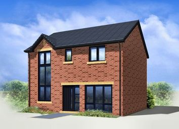 Thumbnail 4 bed detached house for sale in 'the Lichfield' At The Spires, Chaddock Lane, Worsley