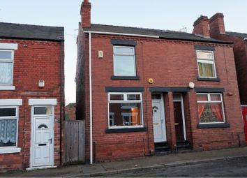 Thumbnail 2 bed semi-detached house for sale in Dallas Street, Mansfield