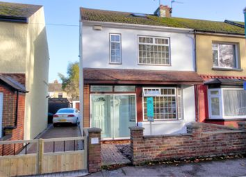 Thumbnail 4 bedroom end terrace house for sale in Court Lodge Road, Gillingham