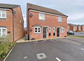 Thumbnail 2 bed semi-detached house for sale in Fielders Drive, Scraptoft, 9