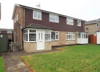 Thumbnail 3 bed property to rent in St. Helena Way, Portchester, Fareham